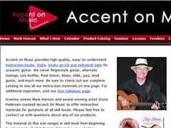 Accent On Music