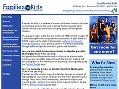 Families For Kids