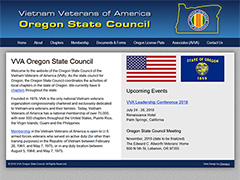 Vietnam Veterans of America - Oregon State Council