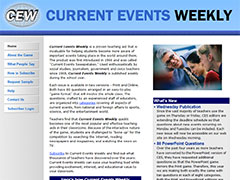 Current Events Weekly