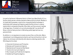 Mead Smith P.C. - Attorneys at Law