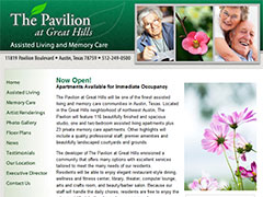 The Pavilion at Great Hills Assisted Living & Memory Care